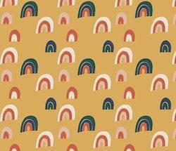 Rainbow gold babyset