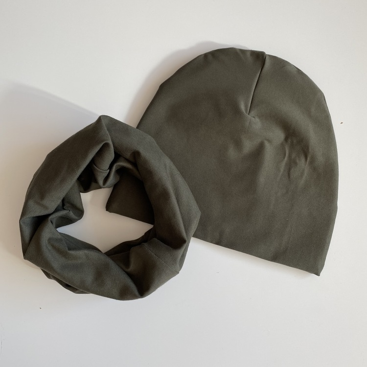 Army grön tubsjal