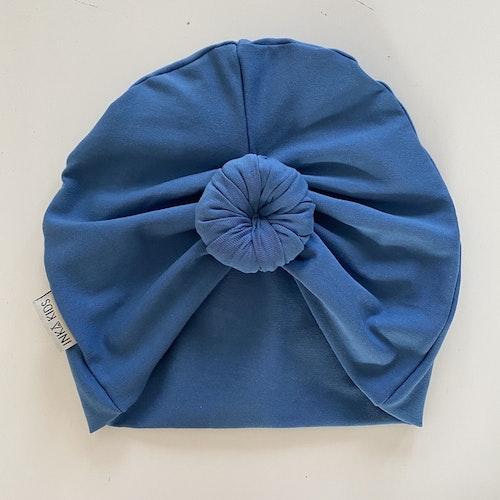 Donut mössa Soft blue