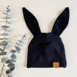 Little bunny svart