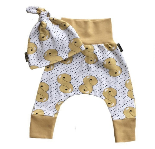 Lussebulle  baby set