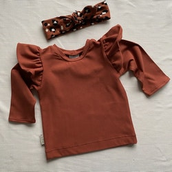 Wing sweater All rusty