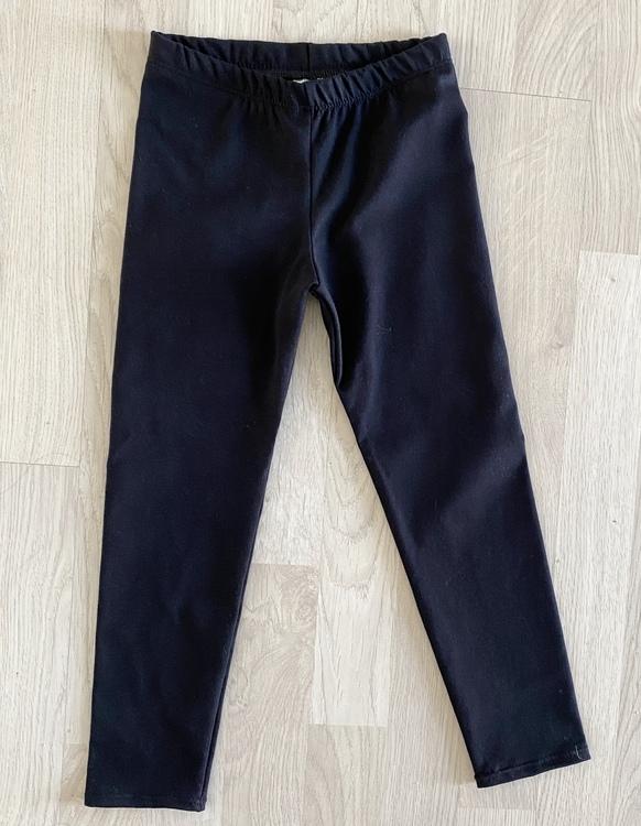 Leggings 110-134 Valfritt tyg
