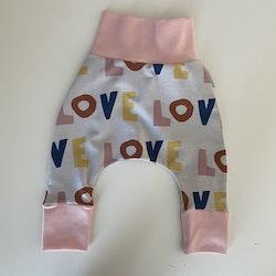 LOVE Baggy leggings