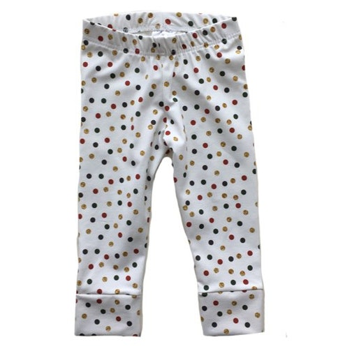 Multi Dots Leggings