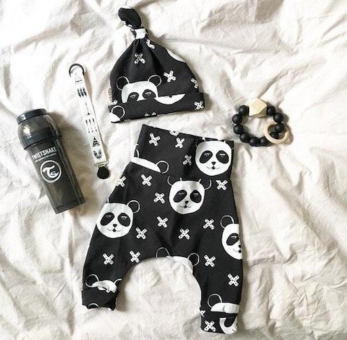 Panda Black babyset