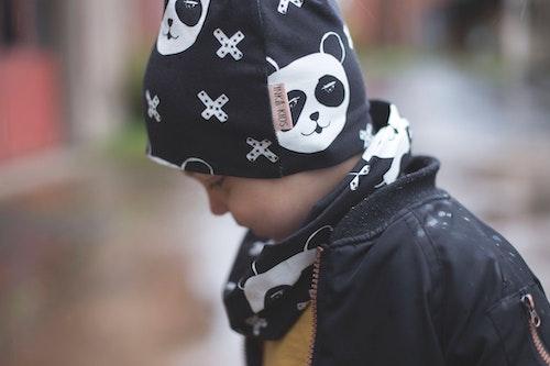 Panda black tubsjal