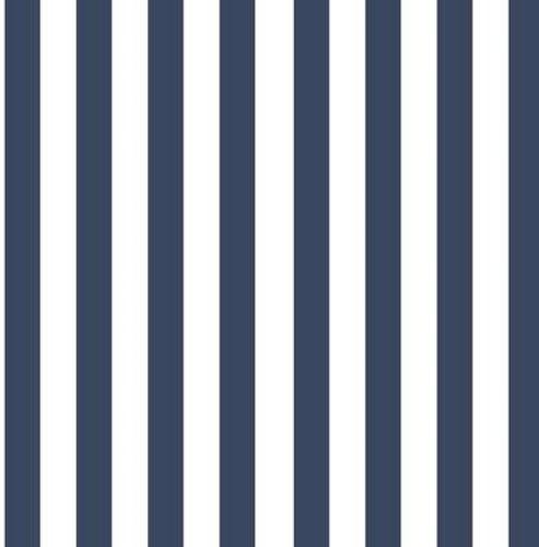 Vertical stripes tubsjal dark blue