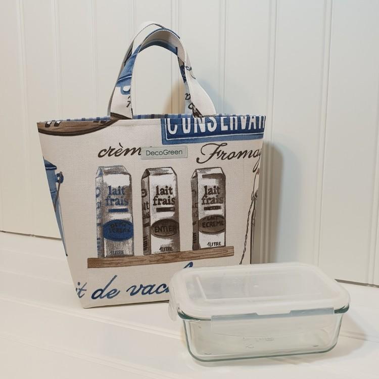 Väska för matlådan