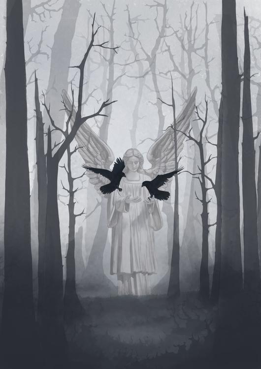 ängel skogs