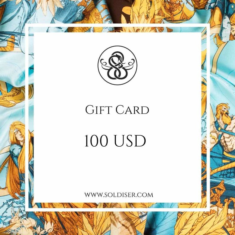 Soldiser Gift Card 100 USD