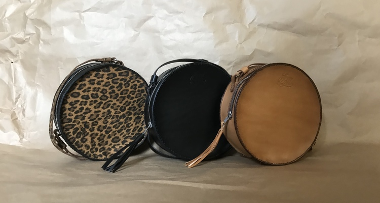 • Round Bag • 5 Colors