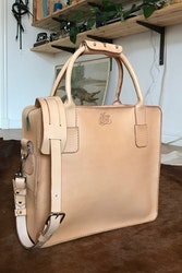 Travelerbag Slim i Raw