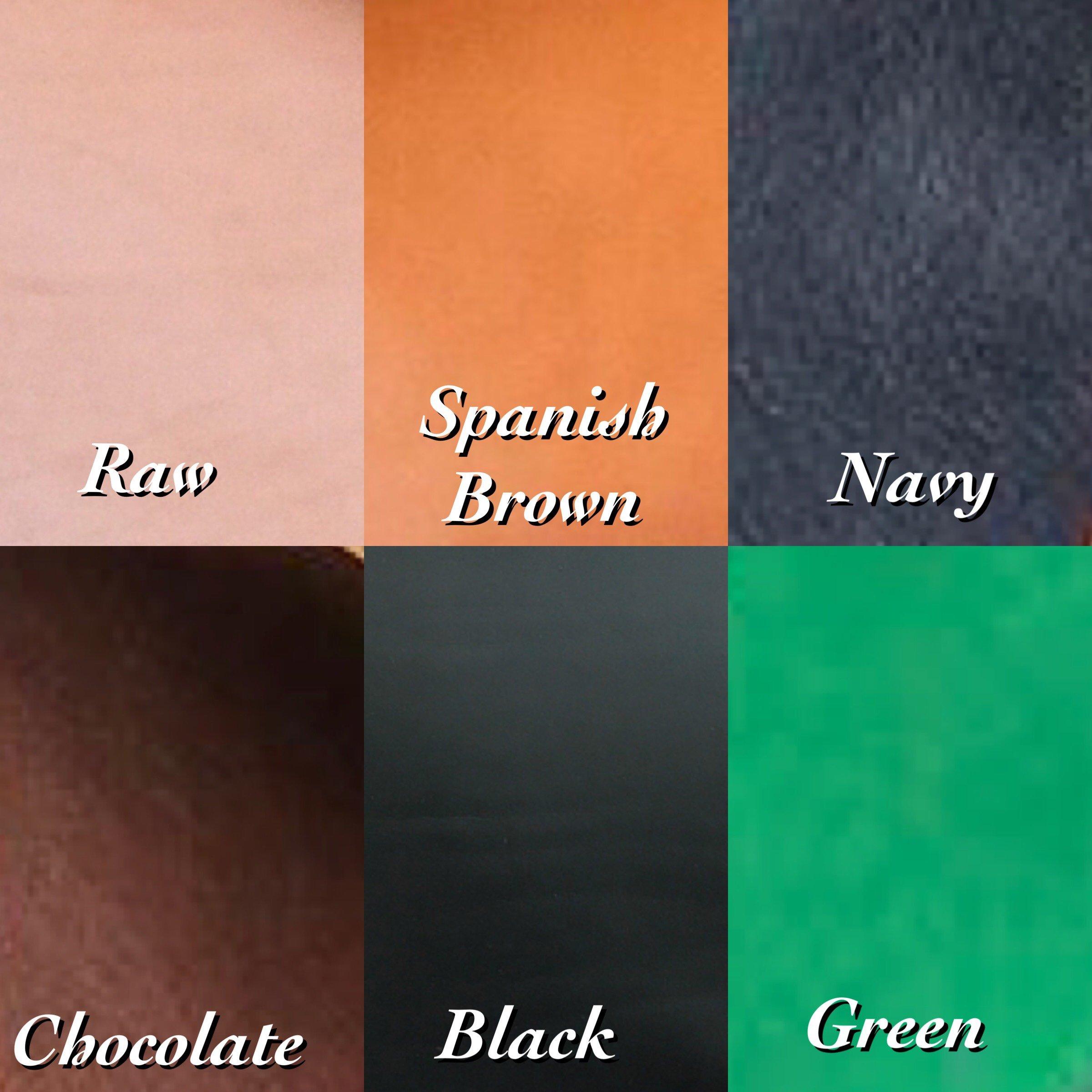 • Clutch Fringes • 7 Colors •