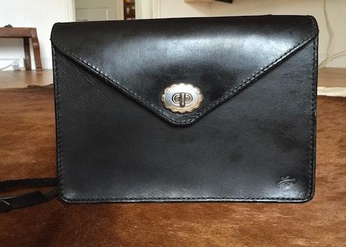 • Envelope Bag Large Silver • 5 Colors •