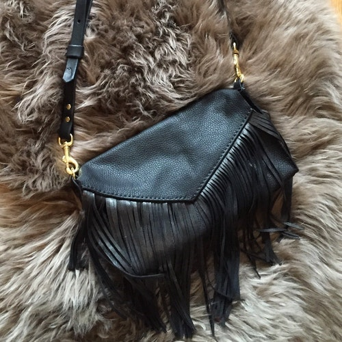 • Mini Fringe Bag • 6 Colors •