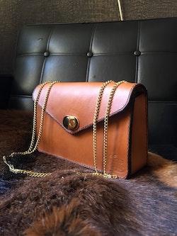 • Envelope Bag Chain Gold • 5 Colors •