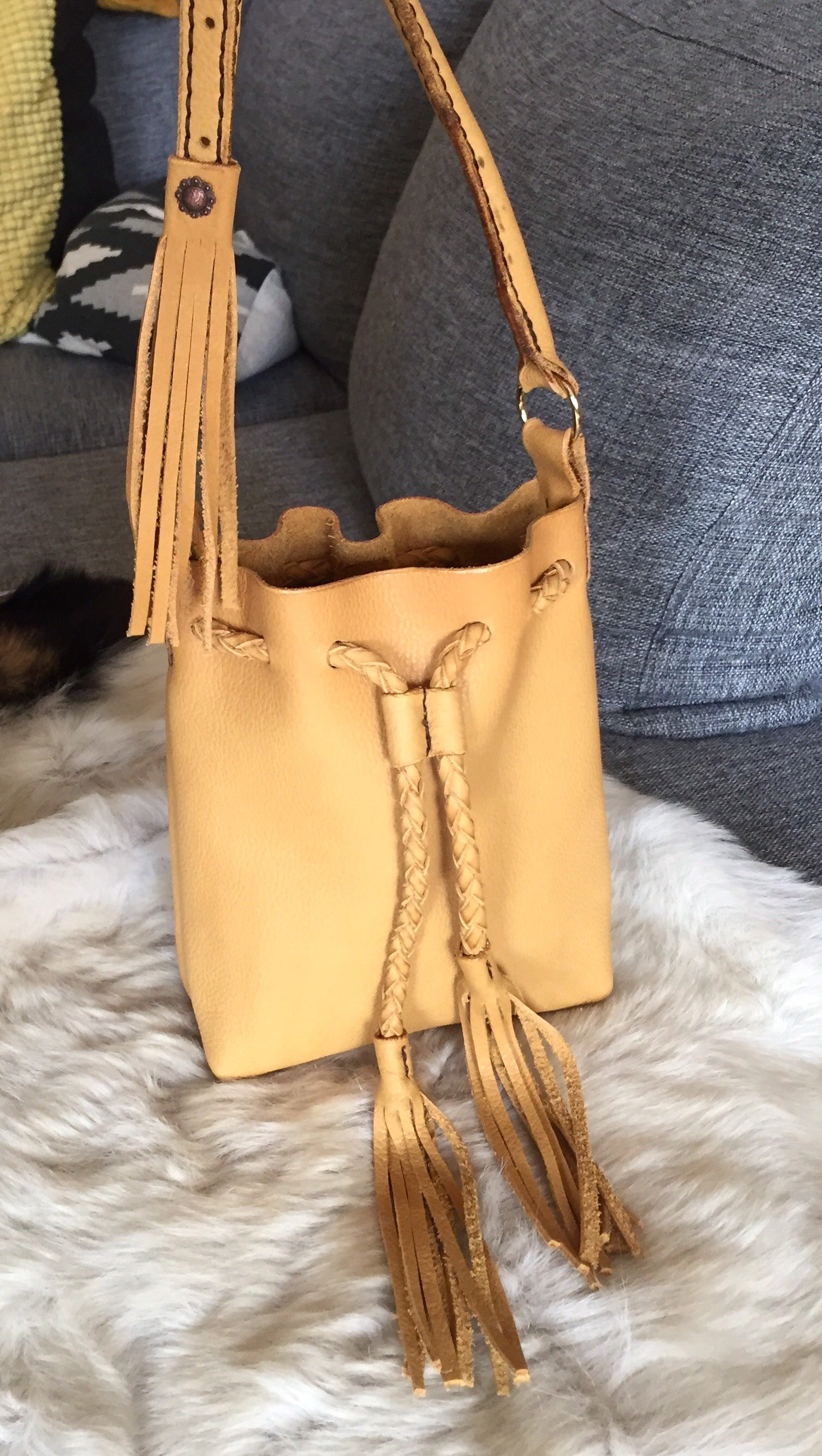 • Bucket Bag Mini •