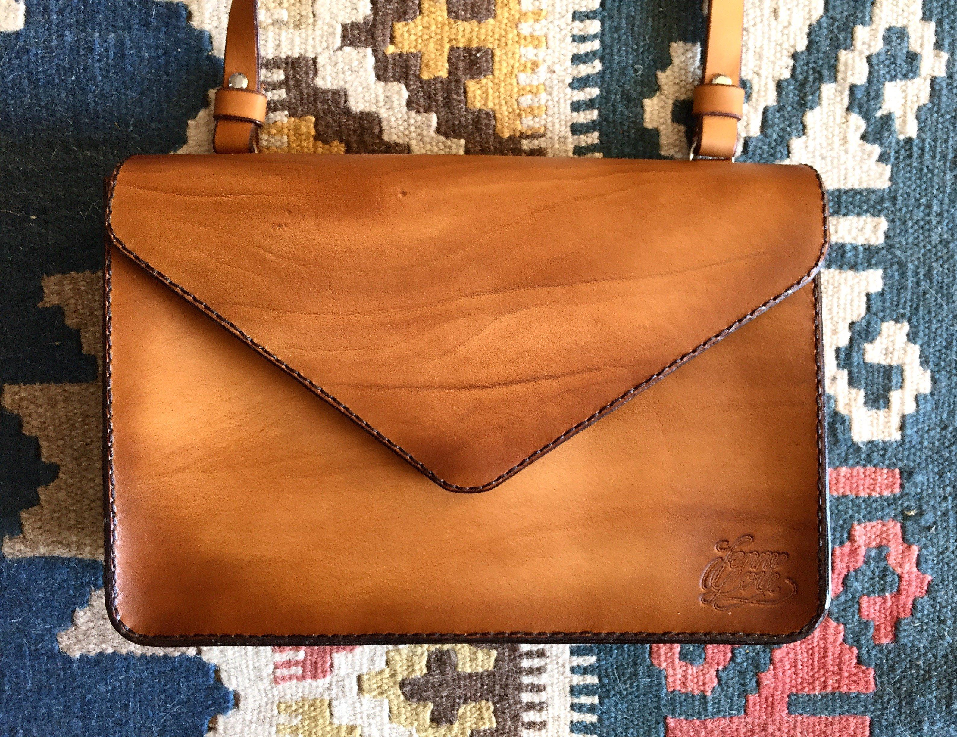 • Envelope Bag Large • 5 Colors •