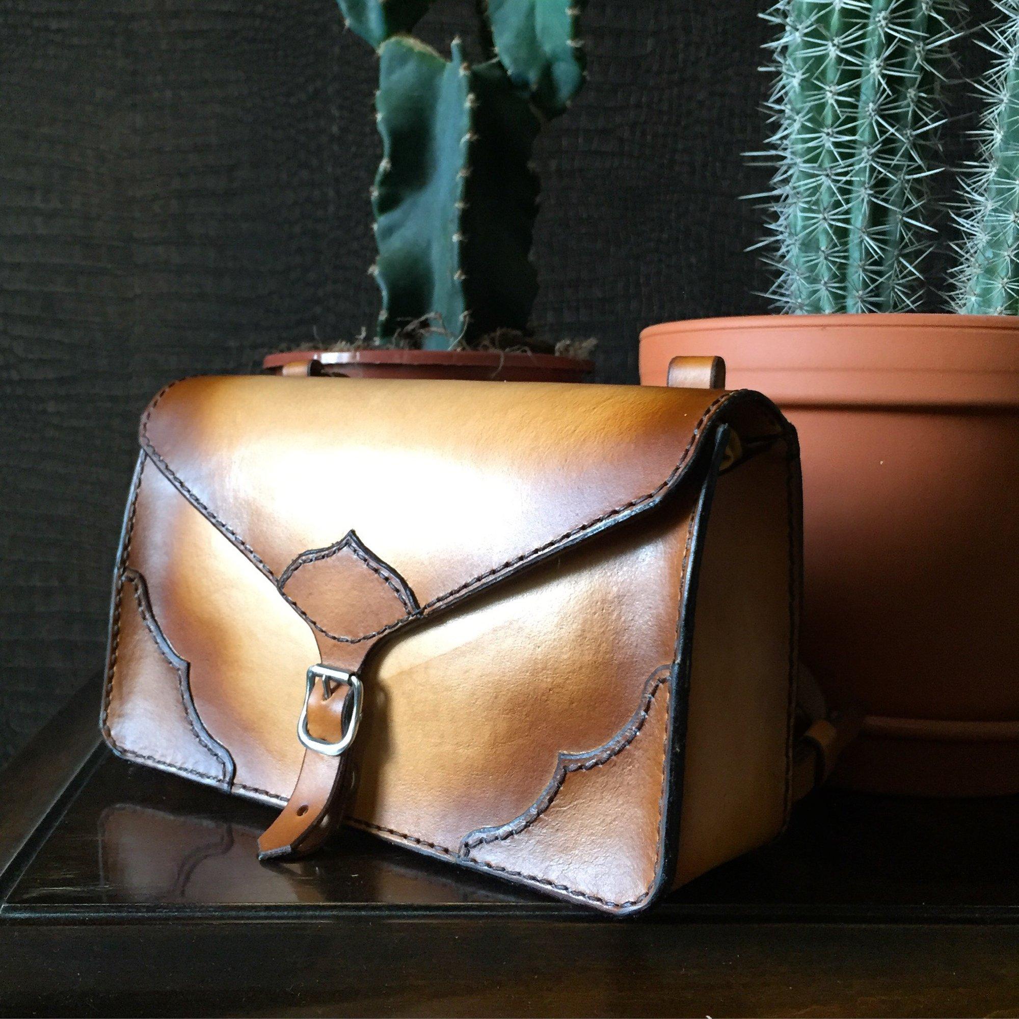 • Envelope Bag Western • 2 Colors •