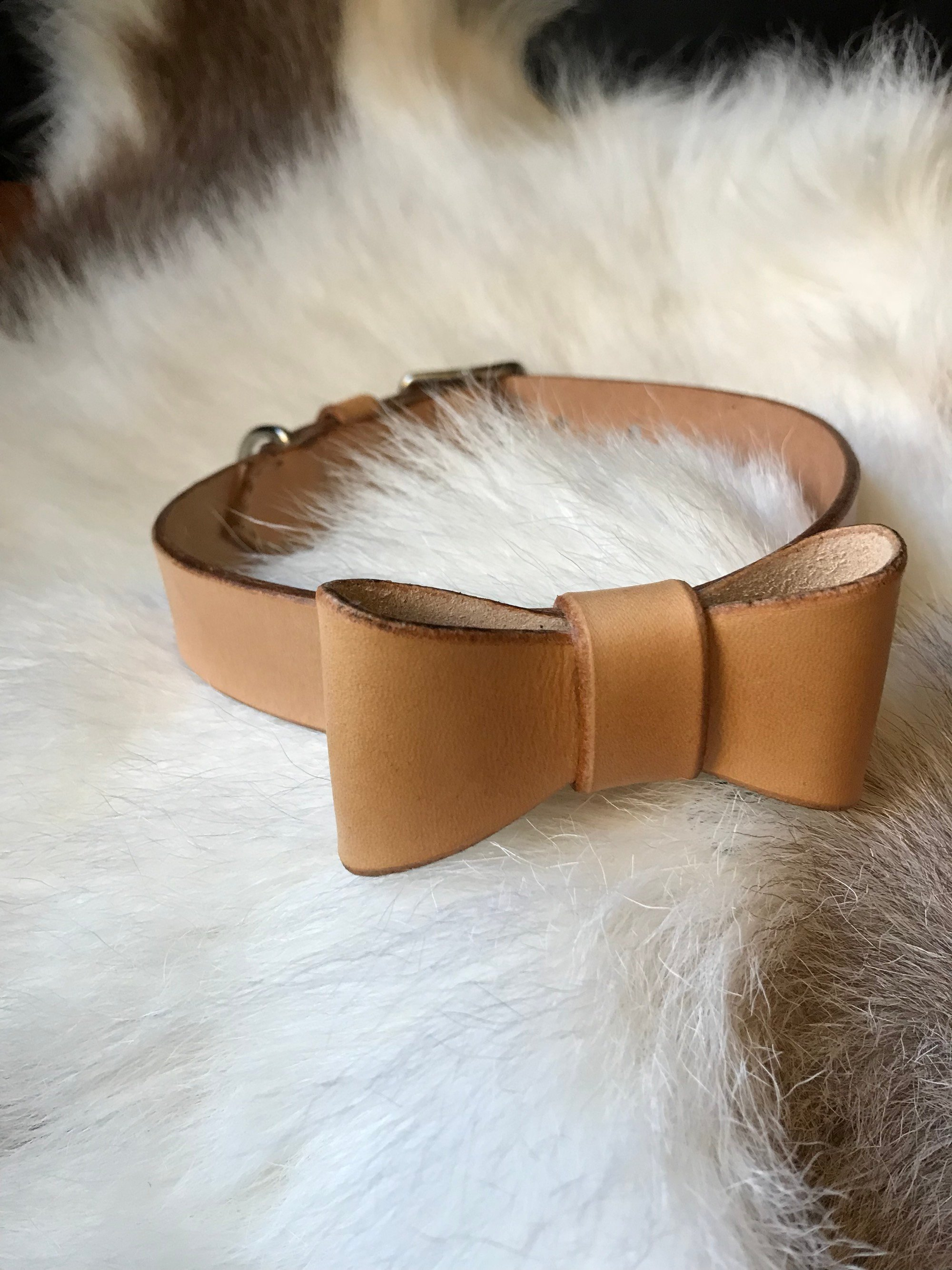 • Dog Collar Bow • 5 Colors •