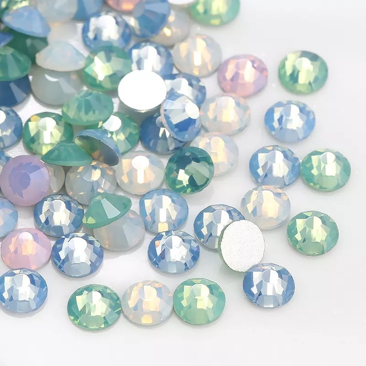 Kristall Pastell Multicolor Opal (4,8 mm)