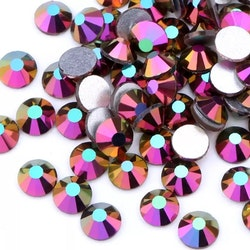 Kristall Rainbow Metall (2,8 - 4,8 mm)