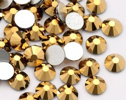 Kristall Royal Gold Metall (4,8 mm)