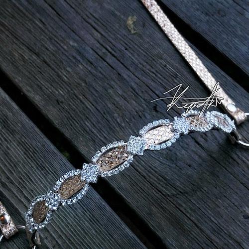 La Lune Showhalter (Vuxen) Roseguld
