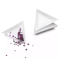 Kristall/ pärlskål