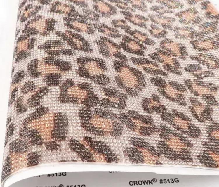 Leopard bling bling