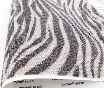 Zebra bling bling