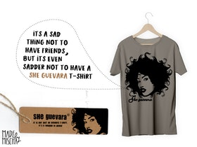 She Guevara T-shirt