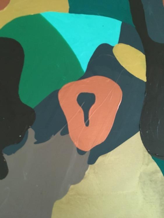 Förgyll dina rum med originalkonst av svenska konstnärinnan C.Brüggmann. Känslor som kommer ut genom färger i penseln.