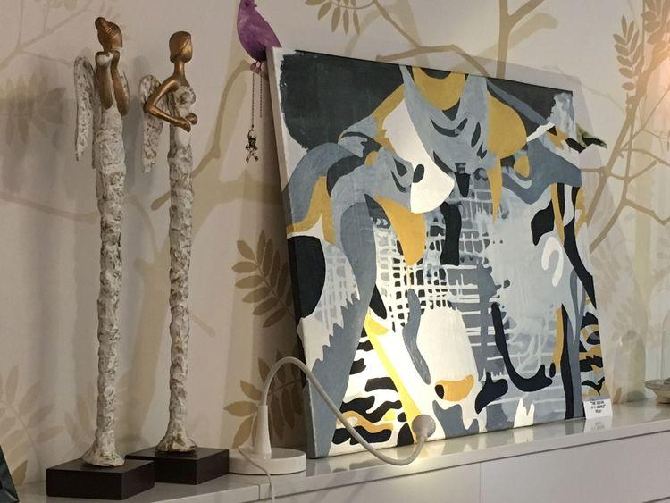 Pryd dina väggar med snygg konst. Snygga tavlor av C.Brüggmann från Helsingborg. Nude art.