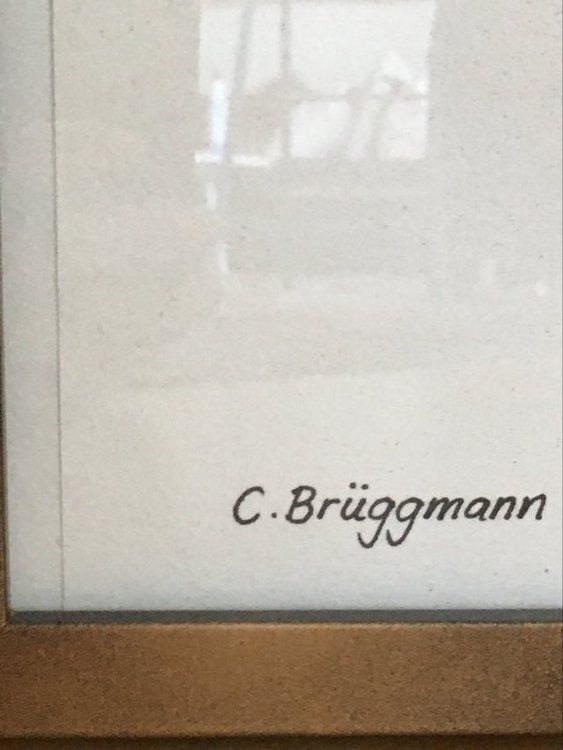Kuktavla målad och signerad av konstnärinna C.Brüggmann. Onlinekonst som finns att på cbruggmann.se.