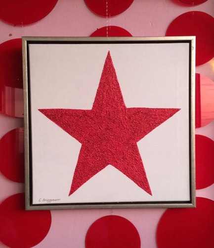 "Originaltavla ""U r my Star"""