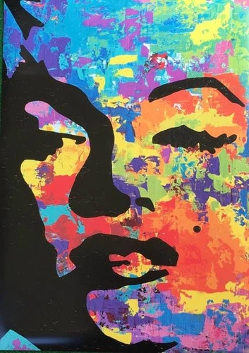Art Print M.Monroe
