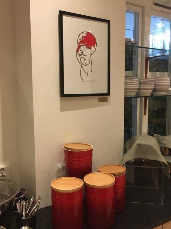 Konst som inredningsdetaljer. Matcha ditt hem med konst. Coola tavlor av C.Brüggmann.