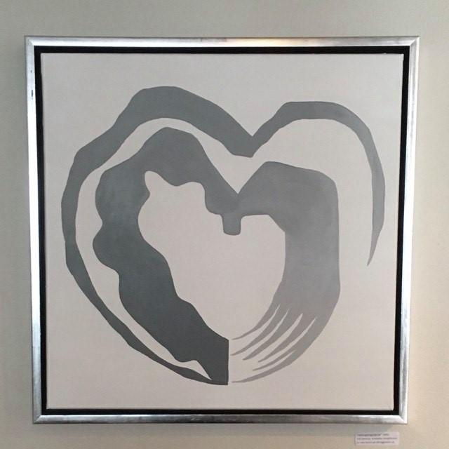 C.Brüggmann målar hjärttavlor perfekta till dig själv eller att ge som bröllopsgåva eller andra högtidsgåvor.