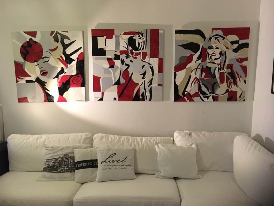 C.Brüggmann-tavla. Romantisk konst. Kärlekskonst. Konst. Kärlek. Tavla. Onlinekonst. Konstonline.