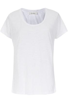 American Vintage - Round Neck T-Shirt 'white'