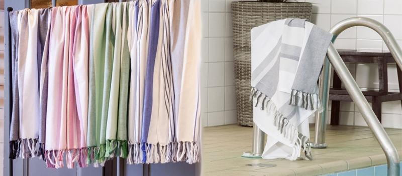 TÄVLING! Vinn 2 st Hamam handdukar från Lord Nelson!