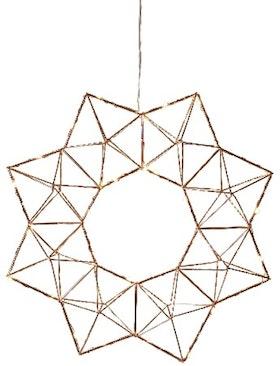 Star Trading Edge Star Koppar Stjärna LED