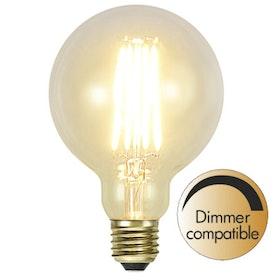 Star Trading LED-lampa E27 G95