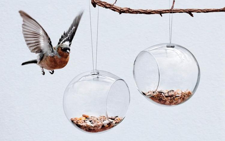 Eva Solo mini-fågelmatare