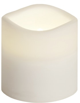Star Trading Paul plastic candle flickering LED