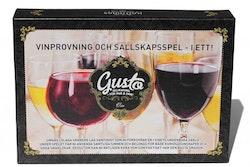Vinprovning + Vinquiz