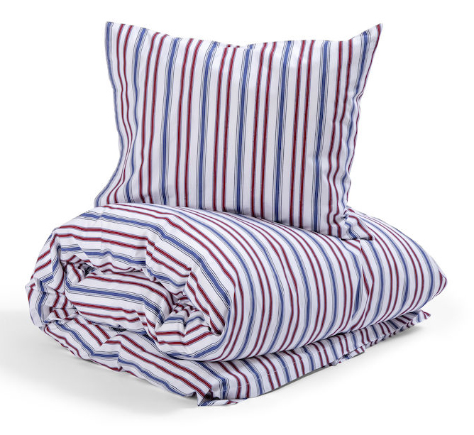 Lord Nelson Bäddset Percale rand