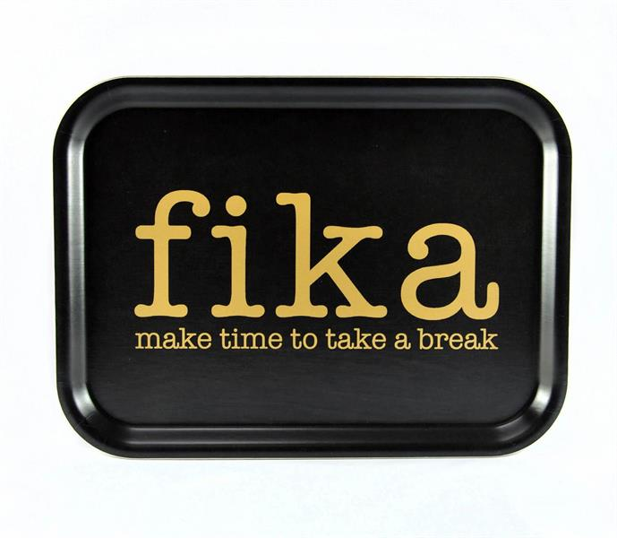 Mellow Design Bricka FIKA